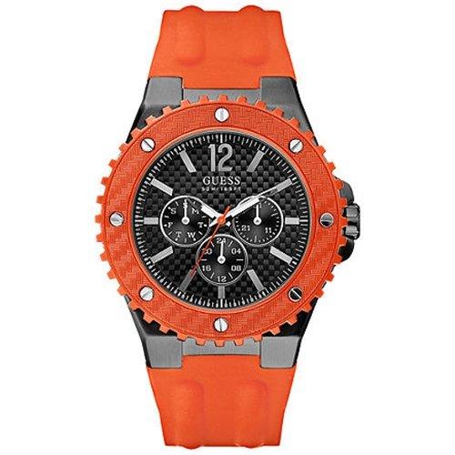 ゲス GUESS 腕時計 メンズ U12654G2 GUESS U12654G2 Masculine Sport - Orangeゲス GUESS 腕時計 メンズ U12654G2