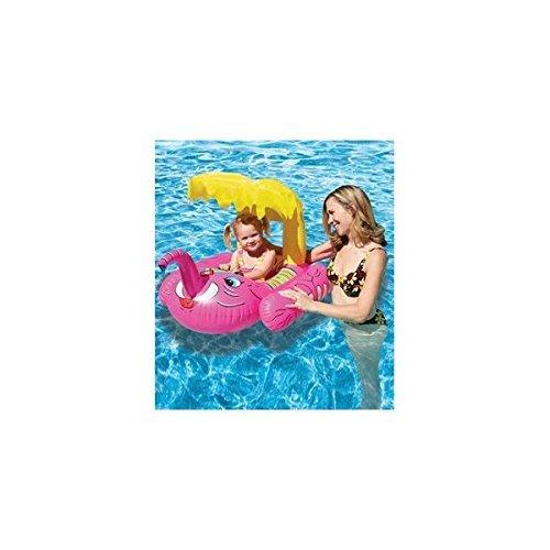 フロート プール 水遊び 浮き輪 81550 Elephant Baby Seat Rider with Top by Poolmasterフロート プール 水遊び 浮き輪 81550