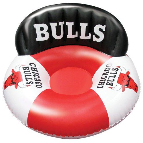 フロート プール 水遊び 浮き輪 88703 Poolmaster Chicago Bulls NBA Swimming Pool Float, Luxury Drifterフロート プール 水遊び 浮き輪 88703