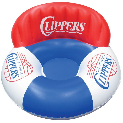 フロート プール 水遊び 浮き輪 88711 Poolmaster Los Angeles Clippers NBA Swimming Pool Float, Luxury Drifterフロート プール 水遊び 浮き輪 88711