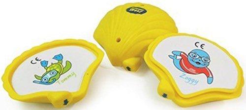 フロート プール 水遊び 浮き輪 Zoggs Little Swimmers Pool Swimming Fun Play Clam Hunt Set Of 3フロート プール 水遊び 浮き輪