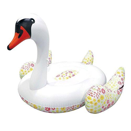 フロート プール 水遊び 浮き輪 IT'S HUGE Inflatable Swan Swimming Pools Swim Floatation Deviceフロート プール 水遊び 浮き輪