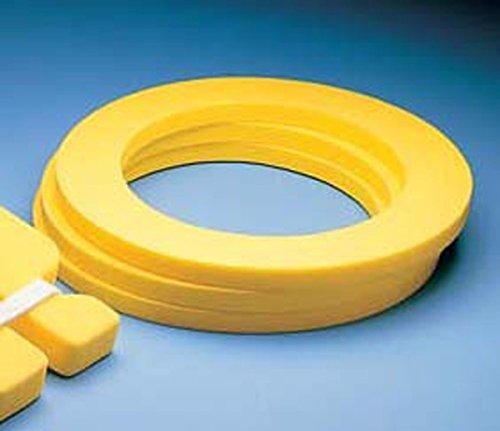 フロート プール 水遊び 浮き輪 Pool Swimming Aquatic Fitness Floatable Support Ring Yellowフロート プール 水遊び 浮き輪