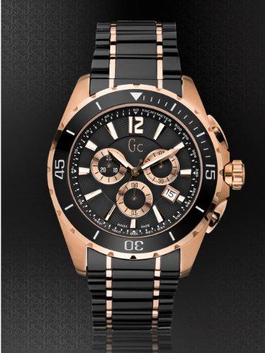"""ゲス GUESS 腕時計 メンズ 【送料無料】GUESS Men""""s Gc Sport Class XXL Ceramic Timepieceゲス GUESS 腕時計 メンズ"""