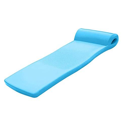 フロート プール 水遊び 浮き輪 8021528 【送料無料】TRC Recreation 8021528 Super Soft Ultra Sunsation Pool Float Lounger Mat, Marina Blueフロート プール 水遊び 浮き輪 8021528