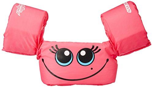 フロート プール 水遊び 浮き輪 2000009741 【送料無料】Stearns Original Puddle Jumper Kids Life Jacket | Life Vest for Children, Pink Smileフロート プール 水遊び 浮き輪 2000009741