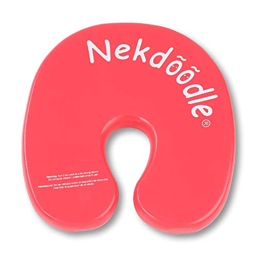 フロート プール 水遊び 浮き輪 3509 Nekdoodle Swimming Pool Float Aqua Aerobics & Fitness - Water Training & Exercises - Fun & Recreational Pool Toy - Fits Adults Kids - Hot Pinkフロート プール 水遊び 浮き輪 3509