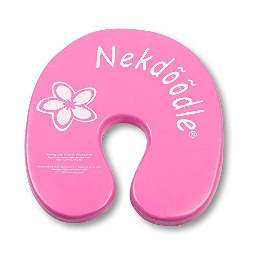 フロート プール 水遊び 浮き輪 Nekdoodle Swimming Pool Float for Aqua Aerobics & Fitness - Water Training & Exercises - Fun & Recreational Pool Toy - Fits Adults and Kids - Hot Pink Plumeriaフロート プール 水遊び 浮き輪