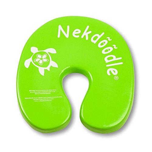 フロート プール 水遊び 浮き輪 Nekdoodle Swimming Pool Float for Aqua Aerobics & Fitness - Water Training & Exercises - Fun & Recreational Pool Toy - Fits Adults and Kids - Lime Green Sea Turtleフロート プール 水遊び 浮き輪