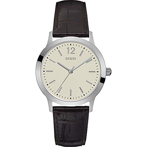ゲス GUESS 腕時計 レディース U0922G2 Guess Exchange Beige Dial Leather Strap Ladies Watch W0922G2ゲス GUESS 腕時計 レディース U0922G2