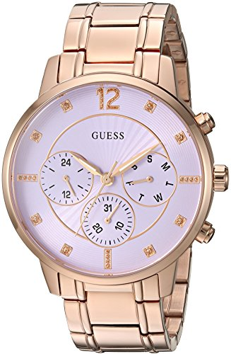 ゲス GUESS 腕時計 レディース U0941L7 【送料無料】GUESS Women's Quartz Watch with Stainless-Steel Strap, Rose Gold, 20 (Model: U0941L7)ゲス GUESS 腕時計 レディース U0941L7
