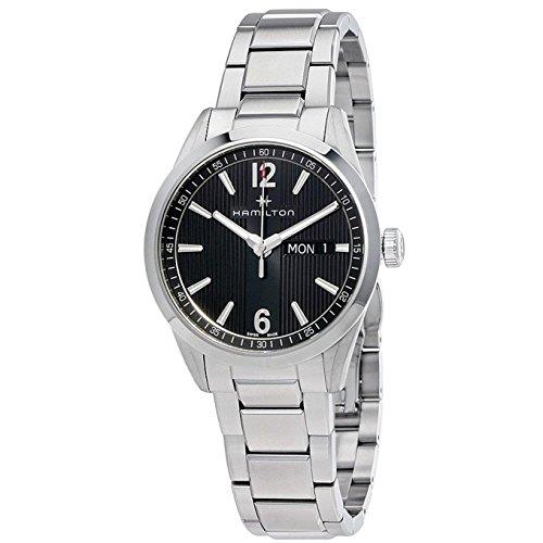ハミルトン 腕時計 メンズ H43311135 Hamilton Broadway Day Date Anthracite Dial Mens Watch H43311135ハミルトン 腕時計 メンズ H43311135
