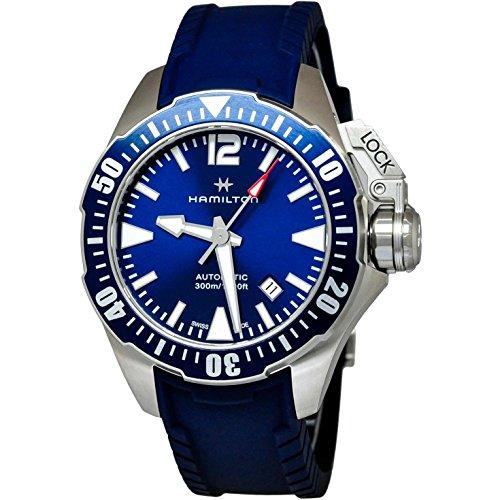 """ハミルトン 腕時計 メンズ H77705345 【送料無料】HAMILTON watch khaki navy Open Water Divers H77705345 Men""""s Watchハミルトン 腕時計 メンズ H77705345"""