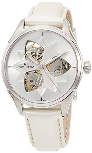 ハミルトン 腕時計 レディース H32115991 Hamilton Jazzmaster Open Heart Lady Automatic Ladies Watch H32115991ハミルトン 腕時計 レディース H32115991