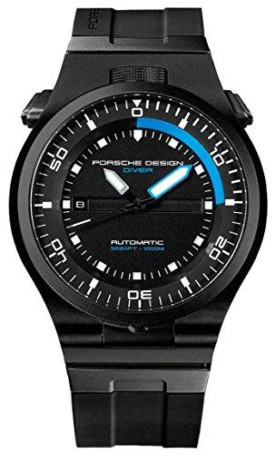 ポルシェ 高級腕時計 メンズ カイエン 6780.45.43.1218-A Porsche Design Performance Diver Automatic Black PVD Titanium Mens Watch Calendar 6780.45.43.1218ポルシェ 高級腕時計 メンズ カイエン 6780.45.43.1218-A