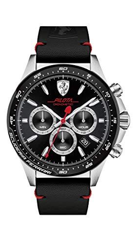 フェラーリ 腕時計 メンズ 0830389 Scuderia Ferrari Pilota Chronograph 0830389フェラーリ 腕時計 メンズ 0830389
