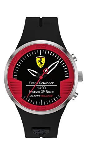 フェラーリ 腕時計 メンズ 0830373 【送料無料】Ferrari Ultraveloce Smart Watch 0830373 Unisex Quartz Modelフェラーリ 腕時計 メンズ 0830373