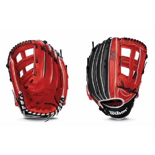 グローブ 外野手用ミット ウィルソン 野球 ベースボール 【送料無料】Wilson GOTM A2K Mookie Betts 12.75