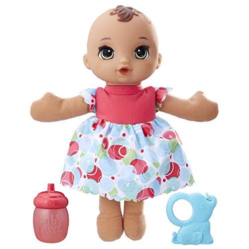ベビーアライブ 赤ちゃん おままごと ベビー人形 B9721 Baby Alive Lil' Slumbers (Brunette)ベビーアライブ 赤ちゃん おままごと ベビー人形 B9721