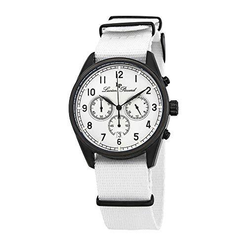 ルシアンピカール 腕時計 メンズ LP-10588N-BB-02 【送料無料】Lucien Piccard Moderna Chronograph Men's Watch 10588n-bb-02ルシアンピカール 腕時計 メンズ LP-10588N-BB-02