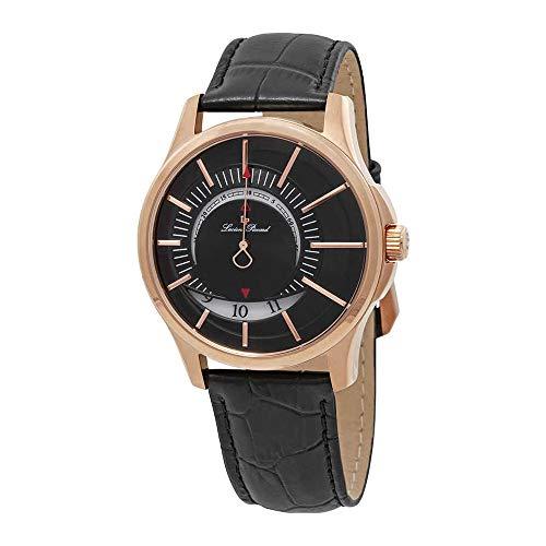 腕時計 ルシアンピカール メンズ LP-40024-RG-01 【送料無料】Lucien Piccard Vertigo Mono-Hand Dual-Disc Men's Watch LP-40024-RG-01腕時計 ルシアンピカール メンズ LP-40024-RG-01