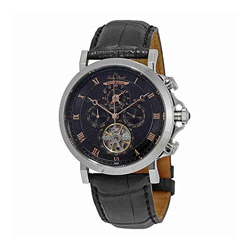 ルシアンピカール 腕時計 メンズ Lucien Piccard Acropolis Automatic Men's Watch LP-40021A-01-RA-Wルシアンピカール 腕時計 メンズ