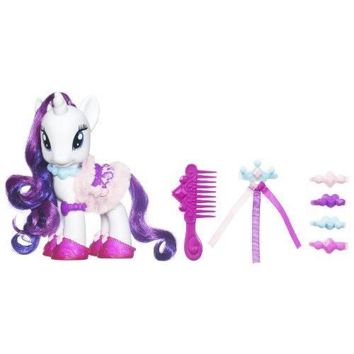 マイリトルポニー ハズブロ hasbro、おしゃれなポニー かわいいポニー ゆめかわいい 25722 My Little Pony Fashion Style Rarityマイリトルポニー ハズブロ hasbro、おしゃれなポニー かわいいポニー ゆめかわいい 25722