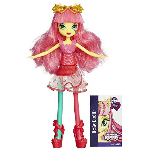 My Little Pony Equestria Girls Rainbow Rocks Rarity Doll with Fashions Hasbro A9539000