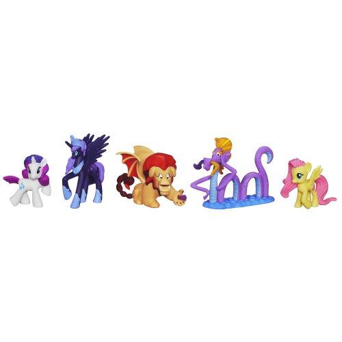 マイリトルポニー ハズブロ hasbro、おしゃれなポニー かわいいポニー ゆめかわいい A2006000 【送料無料】My Little Pony Elements of Harmony Friends Collectionマイリトルポニー ハズブロ hasbro、おしゃれなポニー かわいいポニー ゆめかわいい A2006000