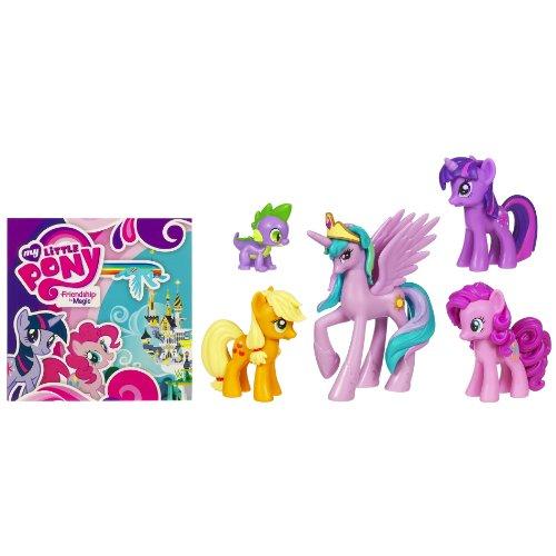 マイリトルポニー ハズブロ hasbro、おしゃれなポニー かわいいポニー ゆめかわいい 21473 【送料無料】My Little Pony Friendship is Magic Gift Setマイリトルポニー ハズブロ hasbro、おしゃれなポニー かわいいポニー ゆめかわいい 21473