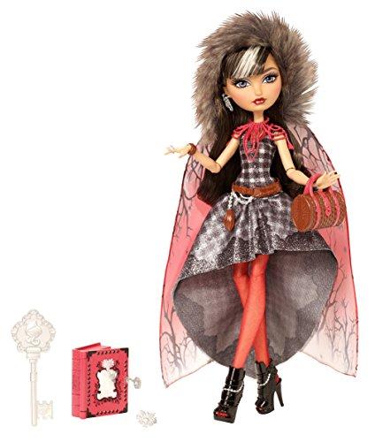 エバーアフターハイ 人形 ドール BJH48 【送料無料】Ever After High Legacy Day Cerise Hood Dollエバーアフターハイ 人形 ドール BJH48