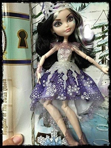 エバーアフターハイ 人形 ドール 【送料無料】Ever After High Fairest on Ice - Duchess Swan Dollエバーアフターハイ 人形 ドール