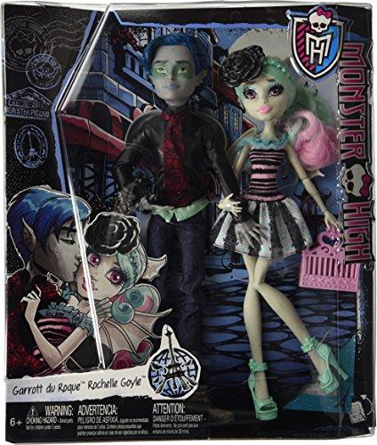 モンスターハイ 人形 ドール CGH17 Monster High Love in Scaris Garrott du Roque & Rochelle Goyle Doll Pairモンスターハイ 人形 ドール CGH17