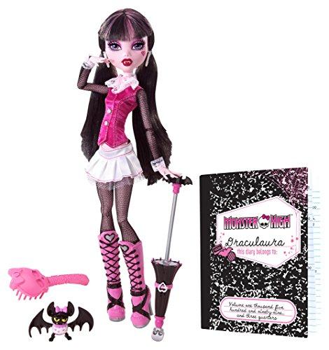 モンスターハイ 人形 ドール BBC41 Monster High Original Favorites Draculaura Dollモンスターハイ 人形 ドール BBC41