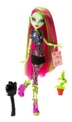 モンスターハイ 人形 ドール X3651 Monster High Doll Venus McFlytrap Daughter of the Plant Monsterモンスターハイ 人形 ドール X3651