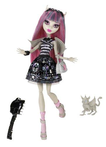 モンスターハイ 人形 ドール X3650 【送料無料】Monster High Rochelle Goyle Dollモンスターハイ 人形 ドール X3650