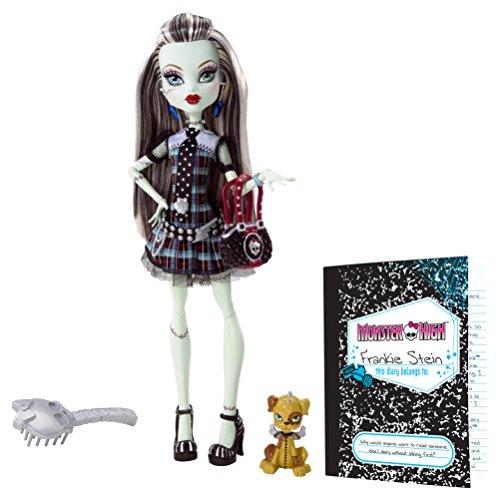 モンスターハイ 人形 ドール BBC43 Monster High Original Favorites Frankie Stein Dollモンスターハイ 人形 ドール BBC43