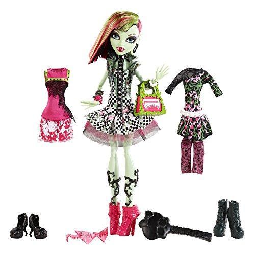 モンスターハイ 人形 ドール BHM99 【送料無料】Monster High I Heart Fashion Venus McFlytrap Doll Setモンスターハイ 人形 ドール BHM99