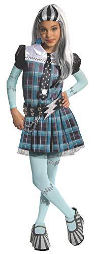 モンスターハイ 衣装 コスチューム コスプレ 884900 【送料無料】Monster High Deluxe Frankie Stein Costume - Smallモンスターハイ 衣装 コスチューム コスプレ 884900
