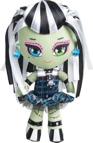 モンスターハイ 人形 ドール 53031 Monster High Stylized Frankie Stein Plushモンスターハイ 人形 ドール 53031
