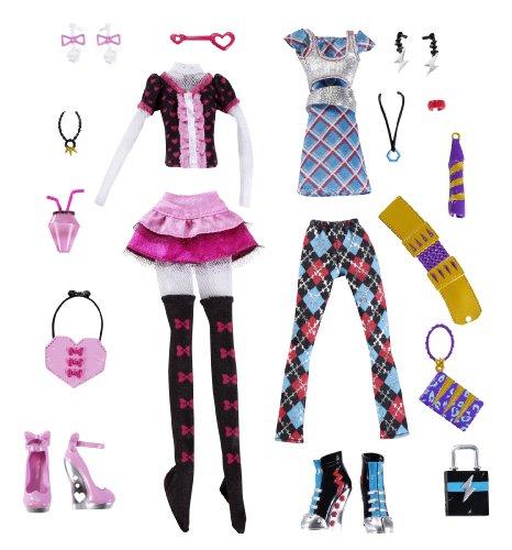 モンスターハイ 人形 ドール V7969 Monster High Day at the Maul Fashions Giftsetモンスターハイ 人形 ドール V7969