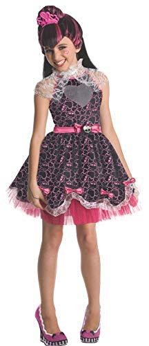 モンスターハイ 衣装 コスチューム コスプレ 880992M 【送料無料】Monster High Sweet 1600 Deluxe Draculaura Costume, Mediumモンスターハイ 衣装 コスチューム コスプレ 880992M