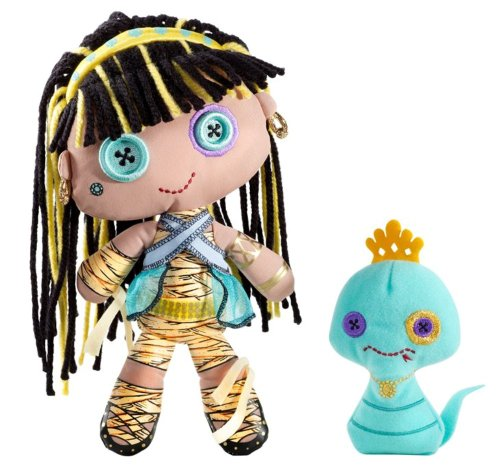 モンスターハイ 人形 ドール T7995 Monster High Friends Plush Cleo De Nile Dollモンスターハイ 人形 ドール T7995