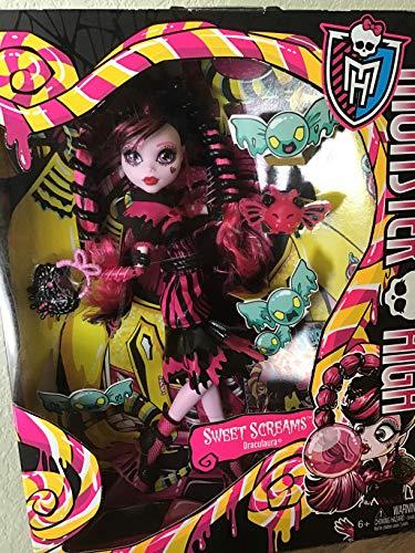 モンスターハイ 人形 ドール BHN00 【送料無料】5Star-TD Monster High Sweet Screams Draculauraモンスターハイ 人形 ドール BHN00