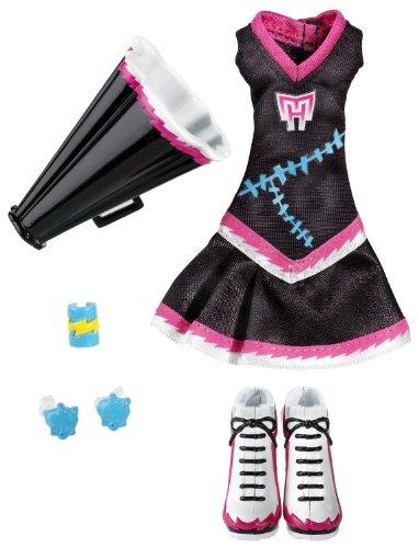 モンスターハイ 人形 ドール T7981 【送料無料】Monster High School Spirit Scream Uniforms Frankie Steinモンスターハイ 人形 ドール T7981
