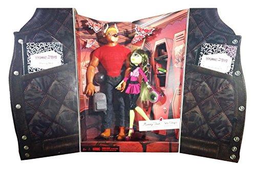 モンスターハイ 人形 ドール SDCC 2014 Exclusive Monster High Manny Taur & Iris Clops 2-Packモンスターハイ 人形 ドール