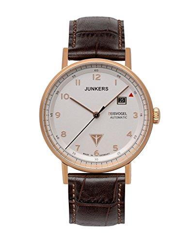 ユンカース ドイツ 腕時計 メンズ 【送料無料】Junkers Bauhaus Automatikユンカース ドイツ 腕時計 メンズ