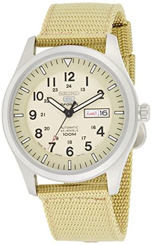 セイコー 腕時計 メンズ SNZG07K 【送料無料】Seiko Men's 5 Sports Desert Military Automatic Men's Snzg07J1 [Watch]セイコー 腕時計 メンズ SNZG07K