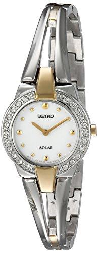セイコー 腕時計 レディース SUP206 【送料無料】Seiko Women's Japanese-Quartz Watch with Stainless-Steel Strap, Two Tone, 12 (Model: SUP206)セイコー 腕時計 レディース SUP206