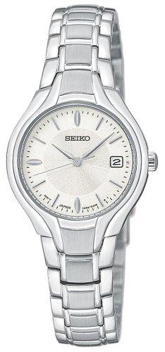 セイコー 腕時計 レディース SXDA33 Seiko Women's SXDA33 Dress Silver-Tone Watchセイコー 腕時計 レディース SXDA33